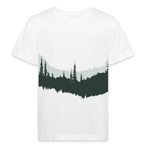 Skogsvy - Ekologisk T-shirt barn