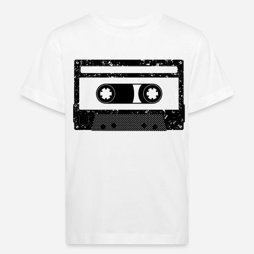 Kassette | Kompaktkassette | Compact Cassette - Kinder Bio-T-Shirt