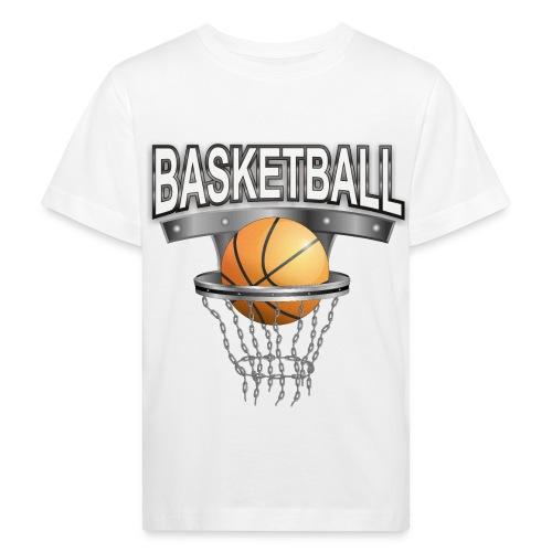 basketball shirt - Kinder Bio-T-Shirt