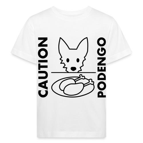 Podengo - Kinder Bio-T-Shirt
