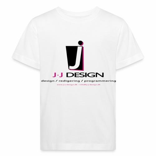 LOGO_J-J_DESIGN_FULL_for_ - Organic børne shirt