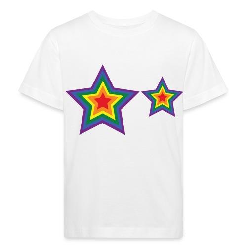 Stars Gay - Camiseta ecológica niño