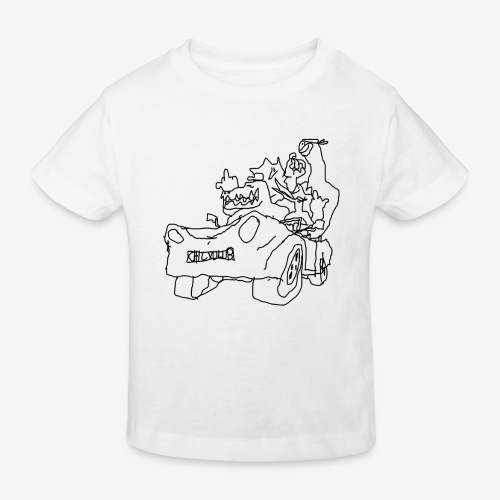 gova dinos - T-shirt bio Enfant