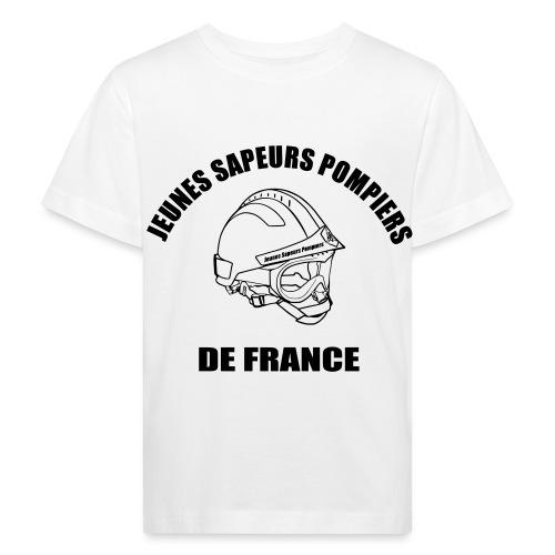 Jeunes Sapeurs Pompiers de France - T-shirt bio Enfant