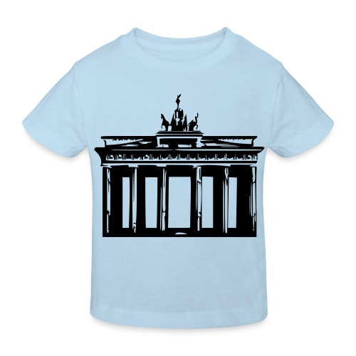 Brandenburger Tor - Kinder Bio-T-Shirt