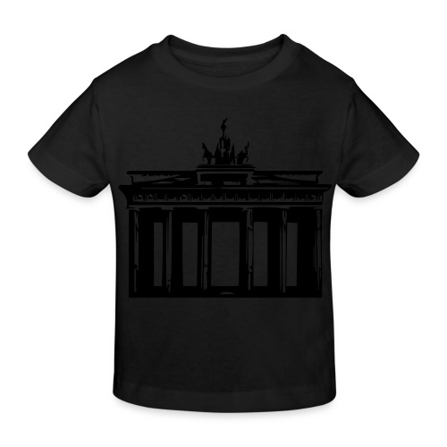 Brandenburger Tor - Kinder Bio-T-Shirt