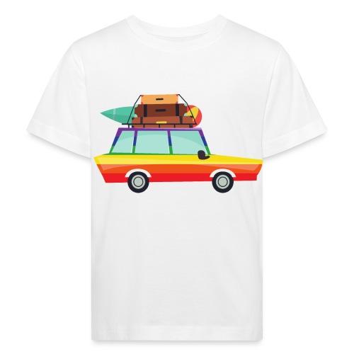 Gay Van | LGBT | Pride - Kinder Bio-T-Shirt