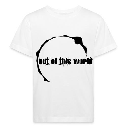 OOTW BLACK - Maglietta ecologica per bambini