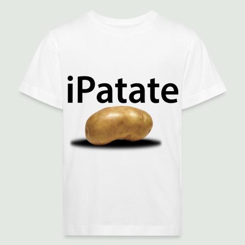 iPatate - T-shirt bio Enfant