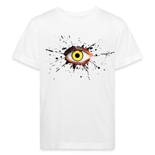 Eye Splatter - Kids' Organic T-Shirt