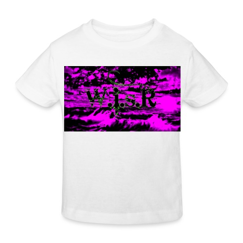 wisr valuva taivas Naisten-T Paita - Lasten luonnonmukainen t-paita