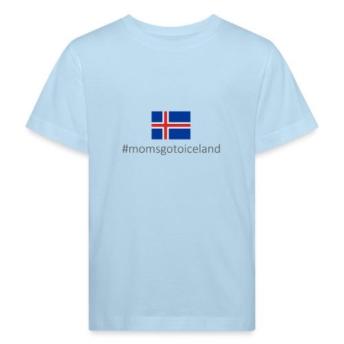 Iceland - Kids' Organic T-Shirt