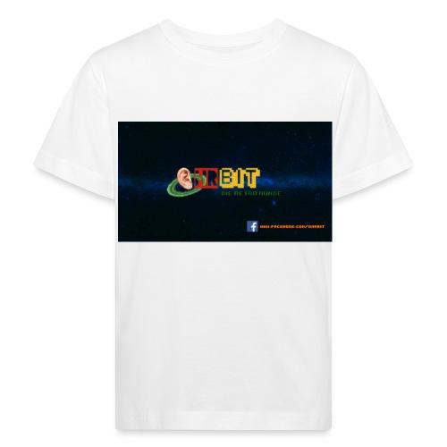 OhrBit Logo - Kinder Bio-T-Shirt