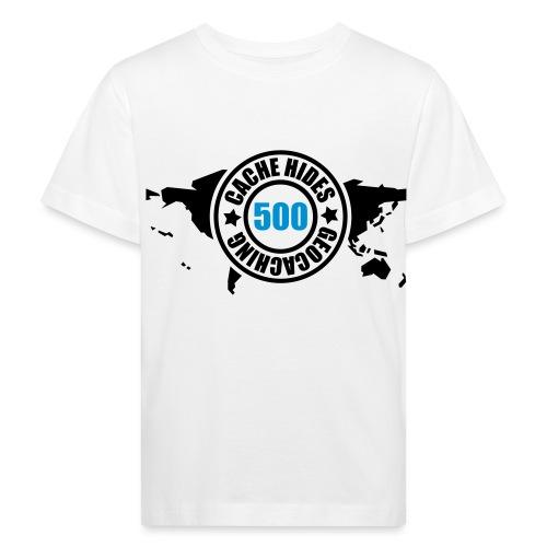 cache hides - 500 - Kinder Bio-T-Shirt