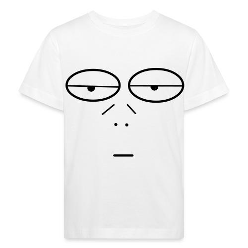 Volto Lenzuolo - Maglietta ecologica per bambini
