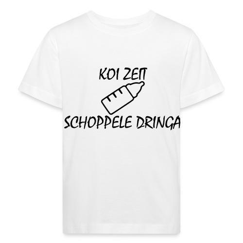 KoiZeit - Schoppele - Kinder Bio-T-Shirt