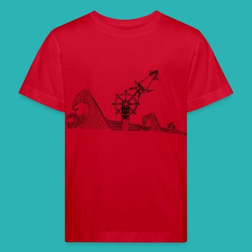 Carta_timone-png - Maglietta ecologica per bambini