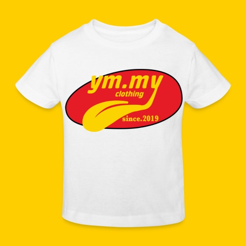 YM.MY clothing LOGO - Kids' Organic T-Shirt
