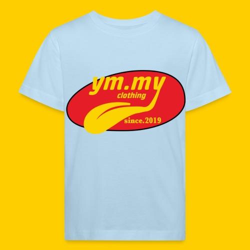 YM.MY clothing LOGO - Kids' Organic T-Shirt