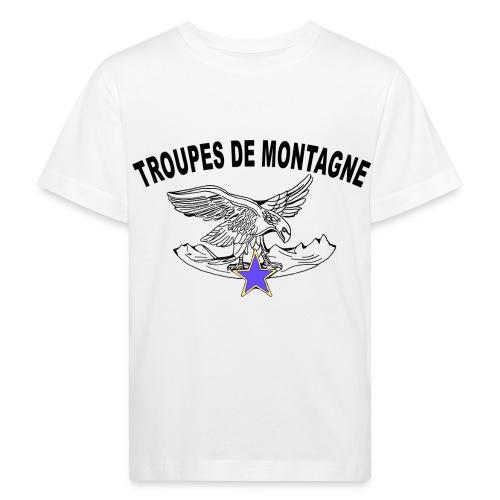 choucasTDM dos - T-shirt bio Enfant