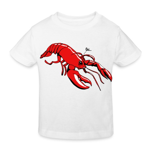 Lobster - Kids' Organic T-Shirt