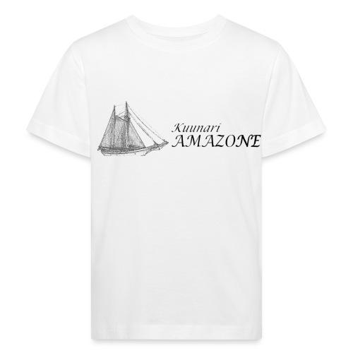 vessel-png - Lasten luonnonmukainen t-paita