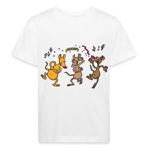 Partytime! - Kinder Bio-T-Shirt