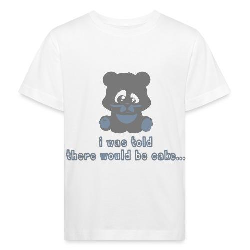 No Cake! - Kids' Organic T-Shirt
