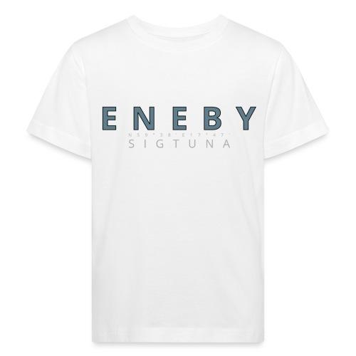 Eneby Sigtuna logo - Ekologisk T-shirt barn