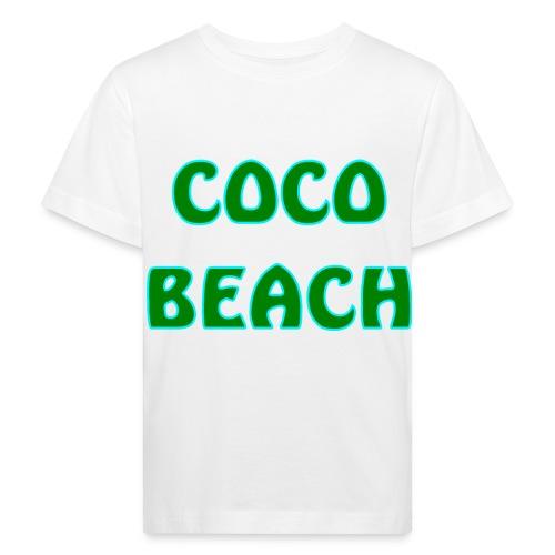 Coco Beach - Kinder Bio-T-Shirt