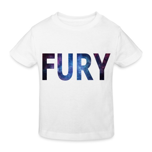 FURY - Organic børne shirt