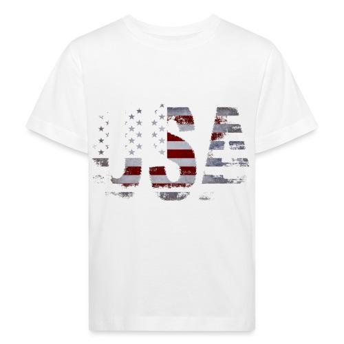 USA - T-shirt bio Enfant