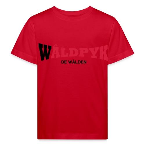 Wâldpyk - Kinderen Bio-T-shirt