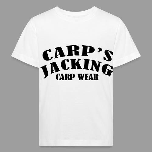 Carp's griffe CARP'S JACKING - T-shirt bio Enfant