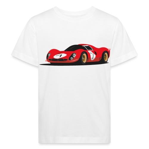 Illustration of a legend - Kinder Bio-T-Shirt