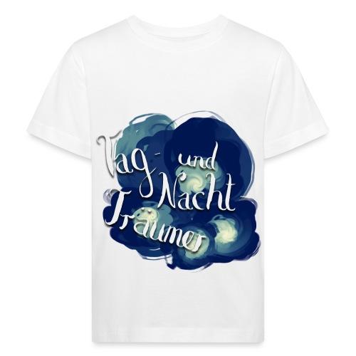 Tag- und Nachtträumer - Kinder Bio-T-Shirt