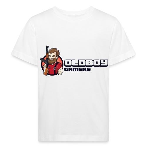 Oldboy Gamers Fanshirt - Økologisk T-skjorte for barn