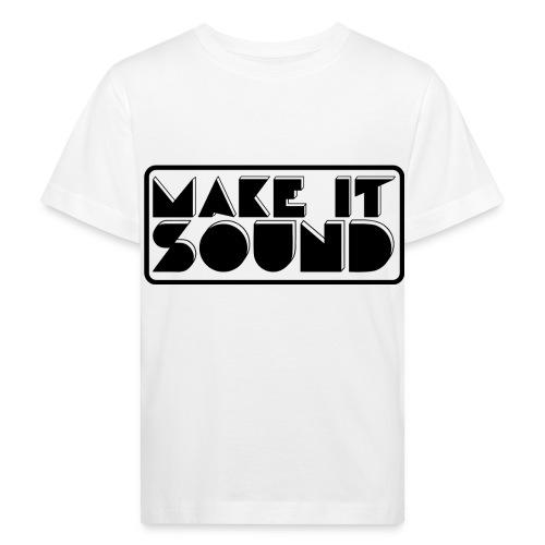 MAKE IT SOUND UMEÅ - Ekologisk T-shirt barn