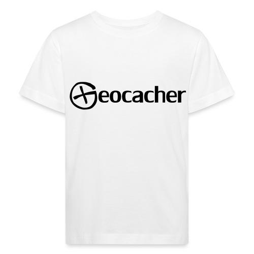 Geocacher - Lasten luonnonmukainen t-paita