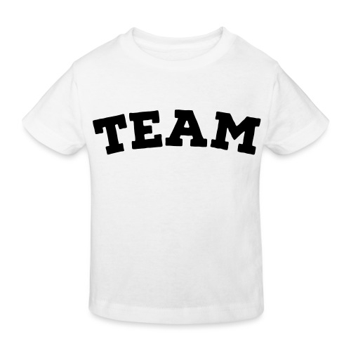 Team - Kids' Organic T-Shirt