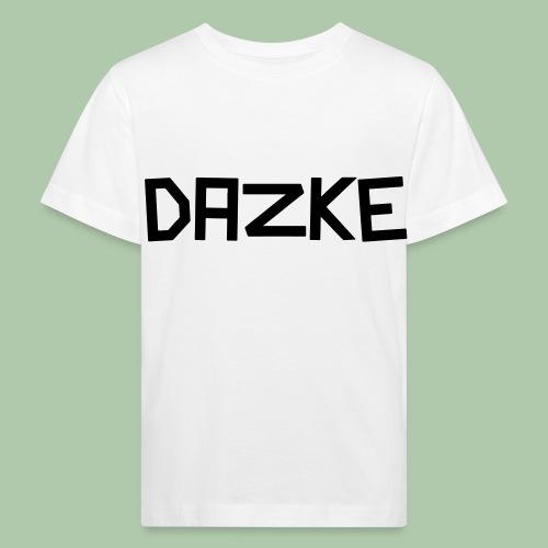 dazke_bunt - Kinder Bio-T-Shirt