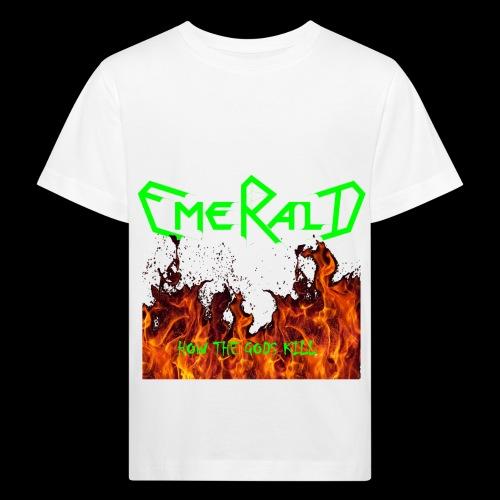htgkbutton - Kinder Bio-T-Shirt