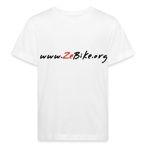 wwwzebikeorg s - T-shirt bio Enfant