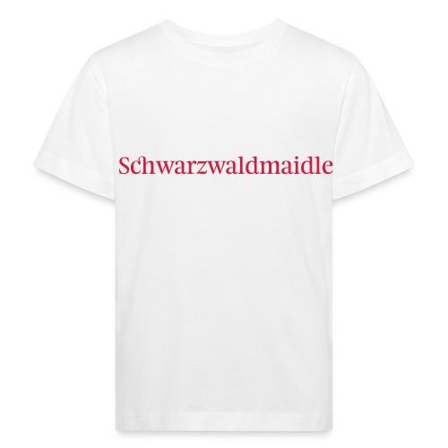 Schwarzwaldmaidle - T-Shirt - Kinder Bio-T-Shirt