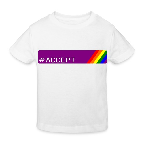 79 accept - Kinder Bio-T-Shirt