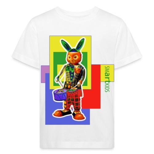 smARTkids - Slammin' Rabbit - Kids' Organic T-Shirt