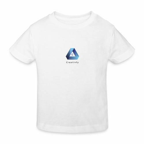 creativfy - Kinder Bio-T-Shirt