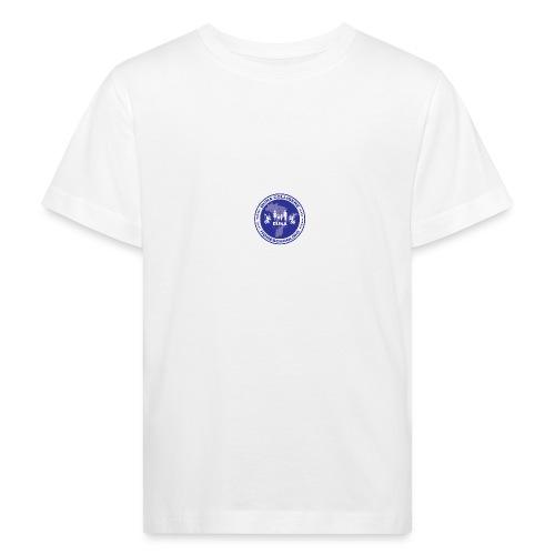 Duna Colligere Blue - Økologisk T-skjorte for barn