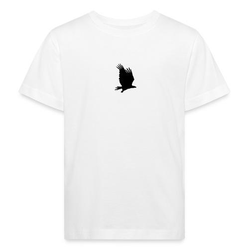Tirolerbergluft pur (kleiner Adler) - Kinder Bio-T-Shirt