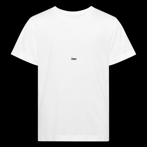 swai schriftzug - Kinder Bio-T-Shirt